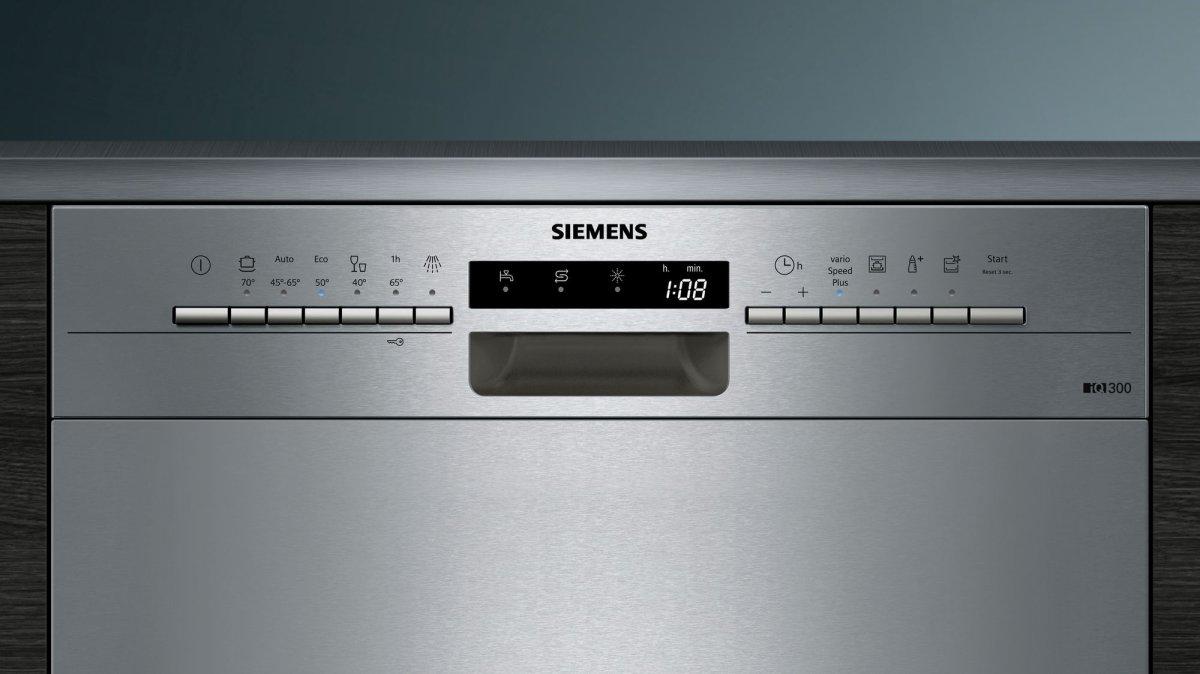 Siemens SN436S01MS - Opvaskemaskine til indbygning