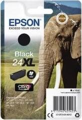 Epson Nr.24XL blækpatron, sort