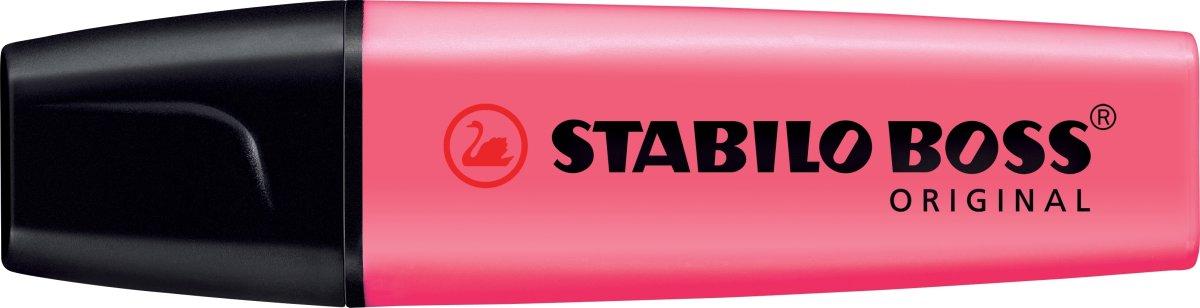 Stabilo Boss 70/56 overstregningspen, pink