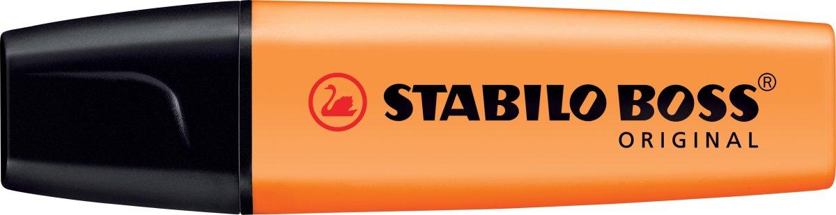 Stabilo Boss 70/54 overstregningspen, orange