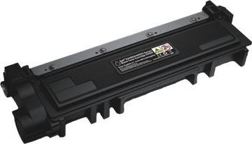 Dell CVXGF lasertoner 1200 Sider Sort