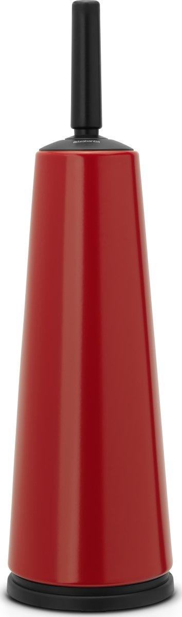 Brabantia Toiletbørste m. holder, passion red