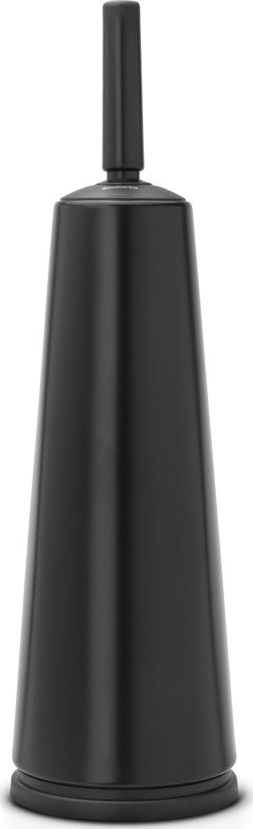 Brabantia Toiletbørste m. holder, matt black