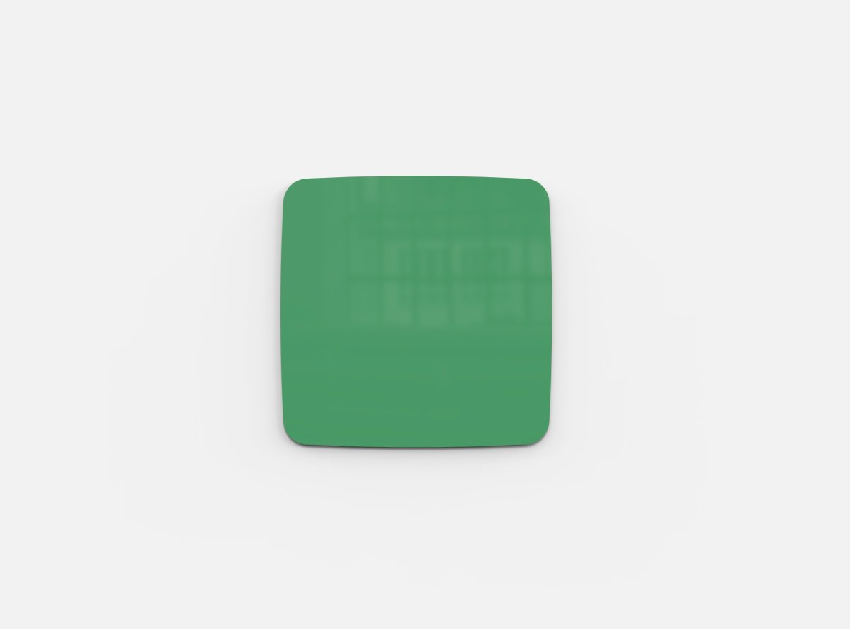 Lintex Mood Flow, 30 x 30 cm, grøn hopeful