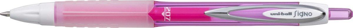 Uni-ball Signo gelpen, fine, pink