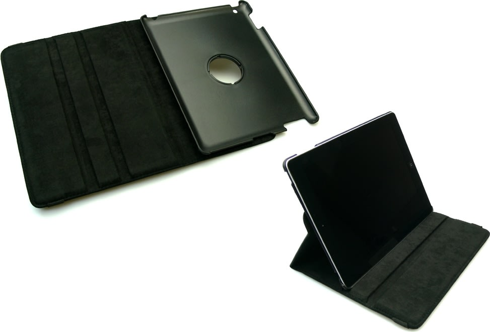 Sandberg iPad Air Rotate Cover m/standerfunktion