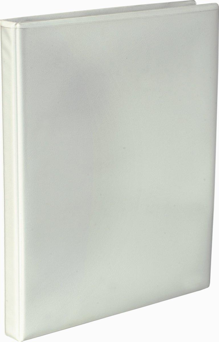 Bantex indstiksringbind 4 D-ringe, 45mm/30mm, hvid