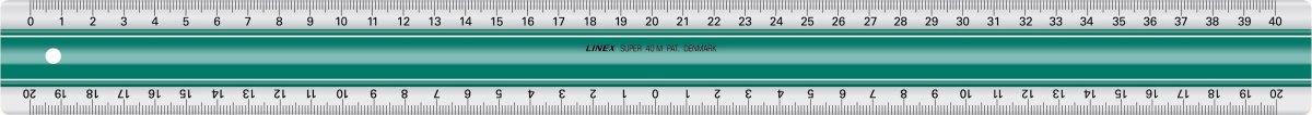 Linex S40MM superlineal, 400 x 36mm