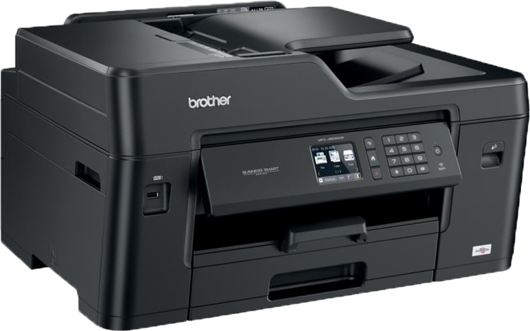 Brother MFC-J6530DW A3 AiO Inkjet Printer