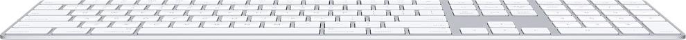 Apple Magic keyboard med numeriske taster, (GB)