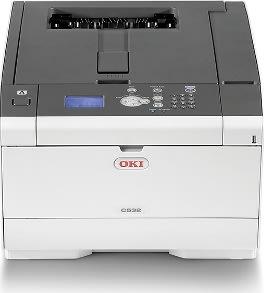 OKI C532dn Farvelaserprinter