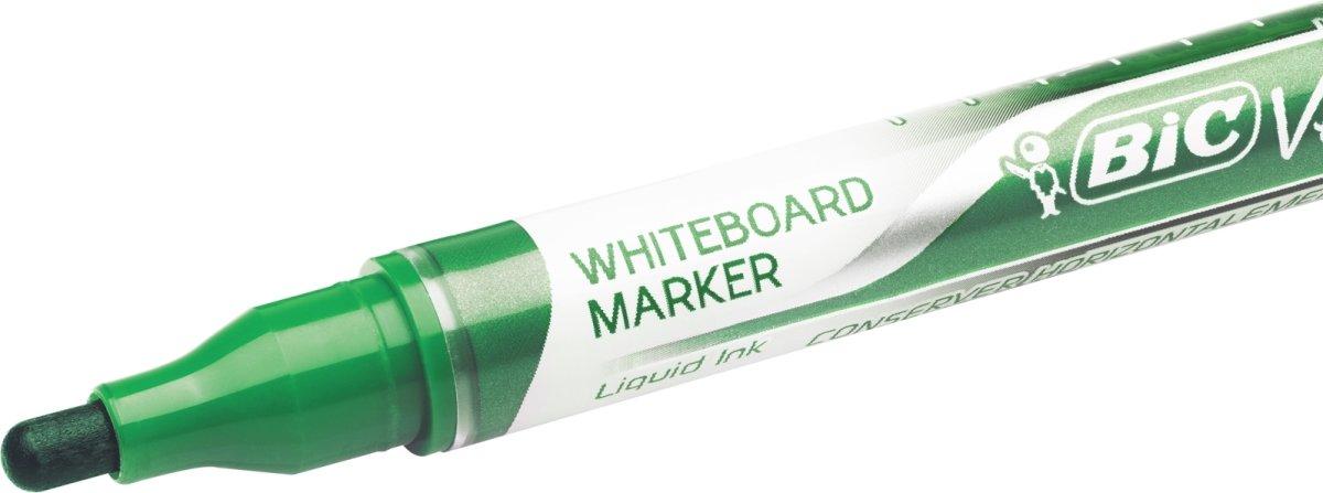Bic Velleda Liquid Ink whiteboard, 2.2 mm, grøn