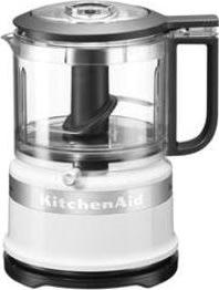 KitchenAid mini-foodprocessor, hvid - 0,95 liter
