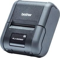 Brother RJ-2050 mobil kvitteringsprinter