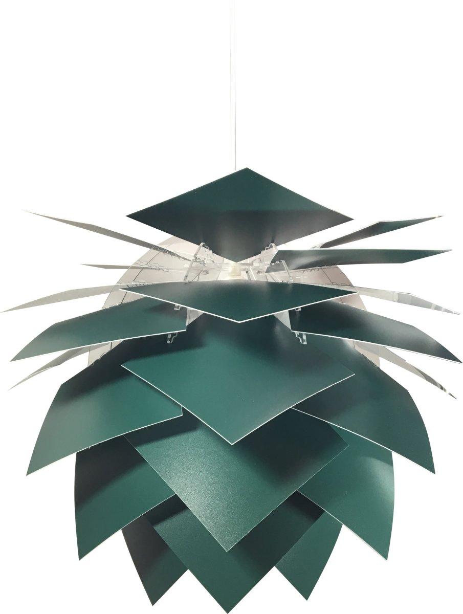 Pineapple Medium, Mørkegrøn, Ø 45 cm