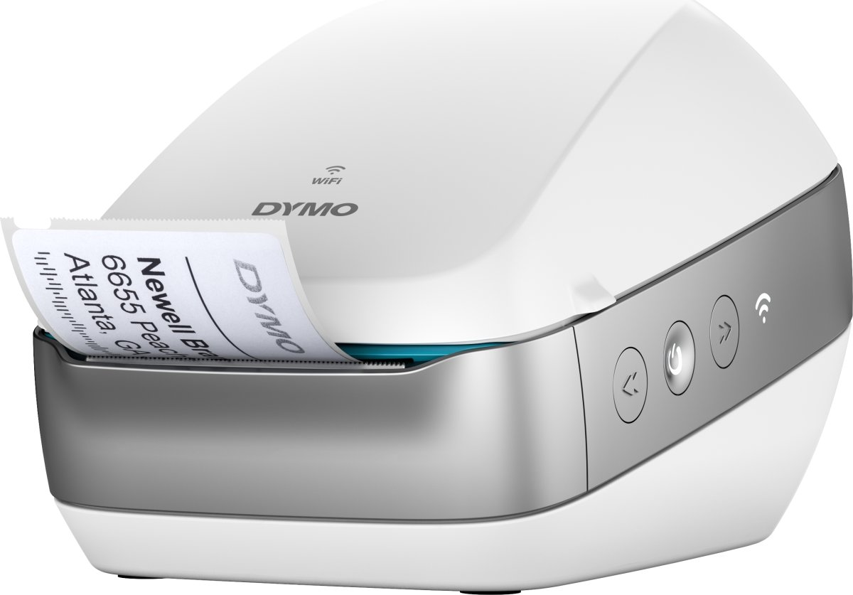 Dymo LabelWriter Wireless, hvid