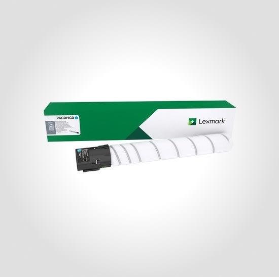 Lexmark CS923/CX92X lasertoner, cyan, 34.000s