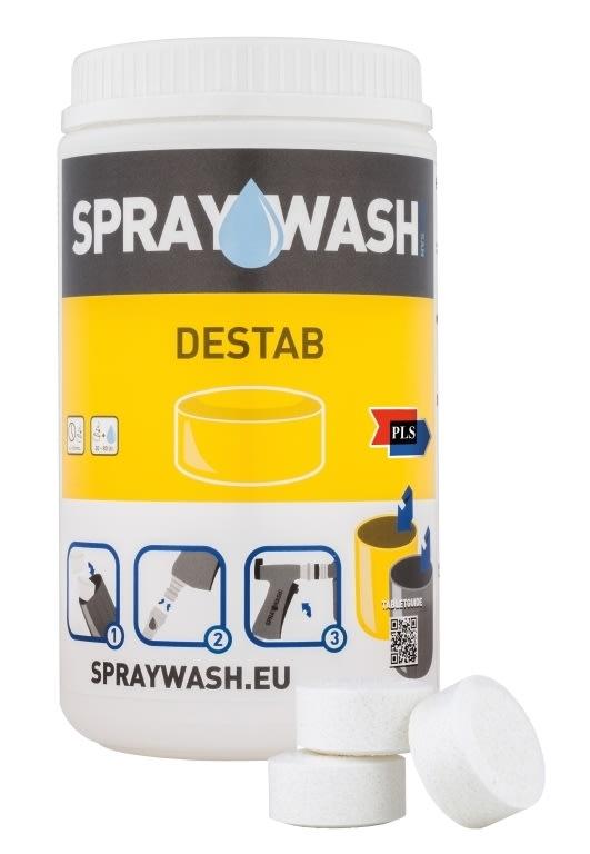SprayWash Desinfektionstablet, DesTab, 15 stk.