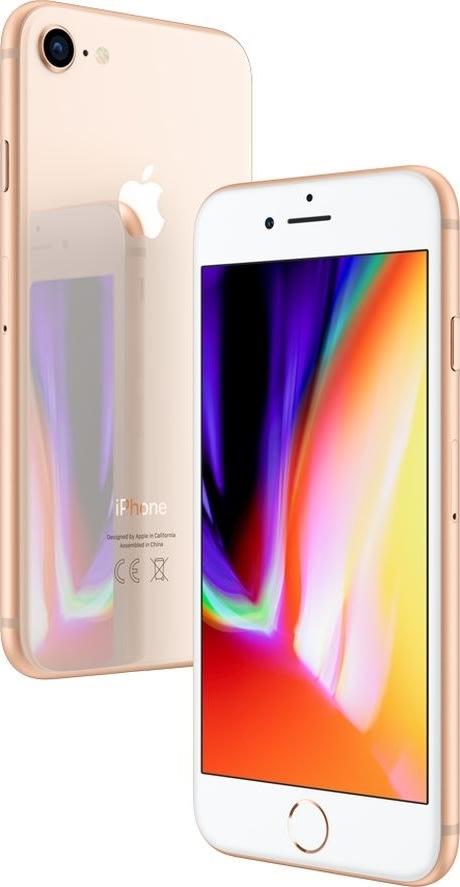 Apple iPhone 8, 64GB, guld