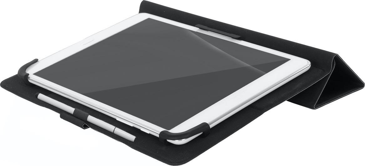10'' Tablet Facile Plus Case, Black