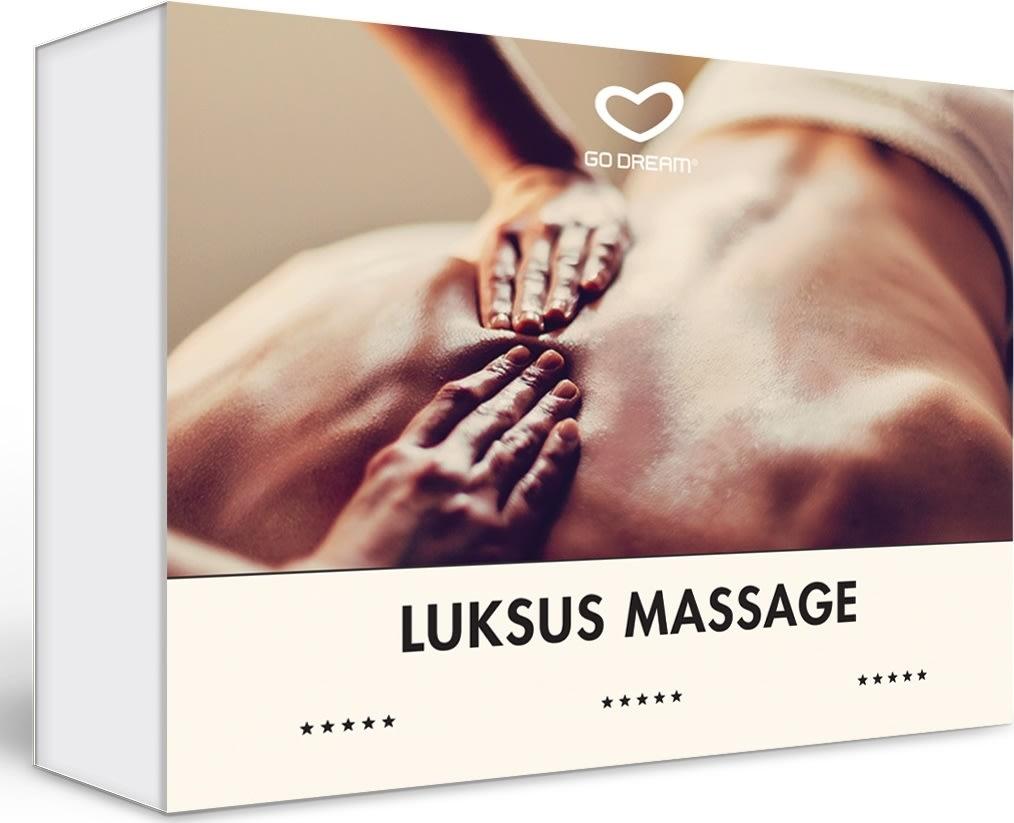 Oplevelsesgave - Luksus massage