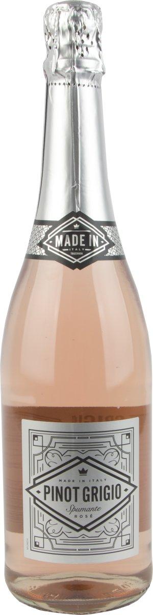 Made in - Pinot Grigio Rosé, rosévin