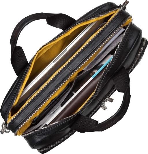 "Knomo Amesbury 15"" computertaske, sort"