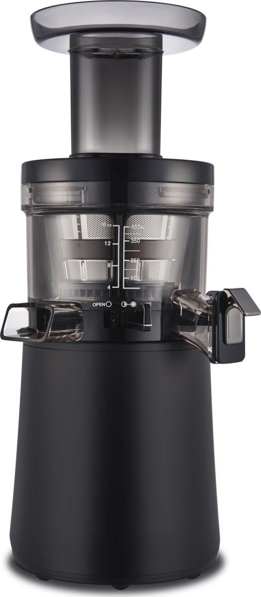 Hurom H26 slowjuicer, matt black