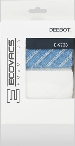 Ecovacs D-S733 - Moppesæt