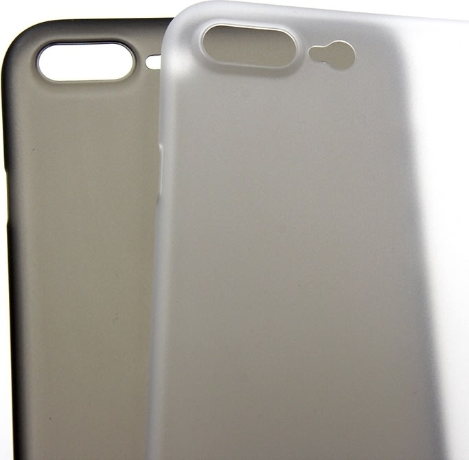 Twincase iPhone 8 Plus case, transparent sort