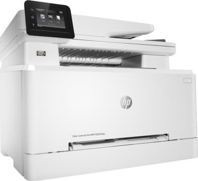 HP Color LaserJet Pro MFP M281fdw farveprinter