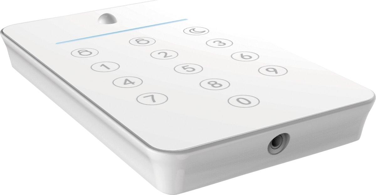 SikkertHjem S6evo SmartPad med nøglebriklæser
