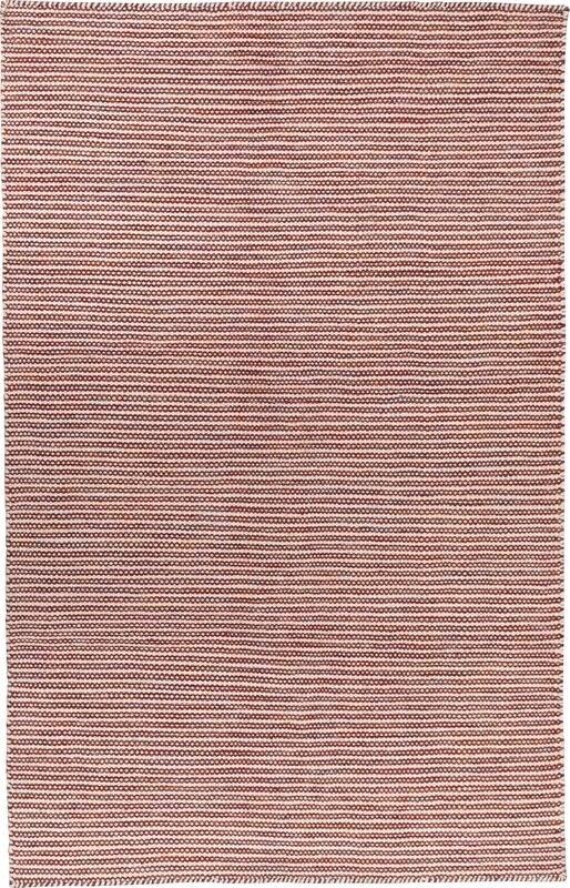 Pilas tæppe, 140x200 cm., rust