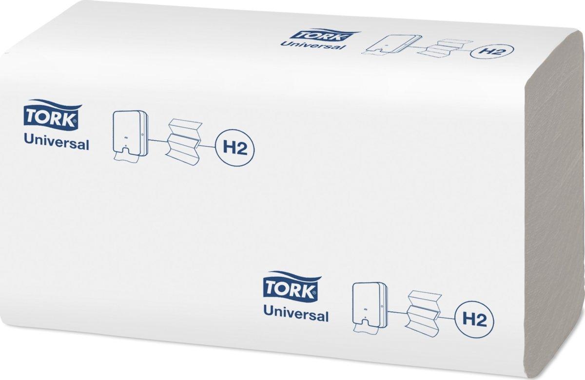 Tork Universal Håndklædeark, hvid