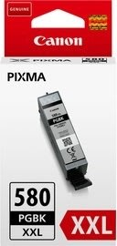 Canon PGI-580 XXL blækpatron, pigment sort, 600s
