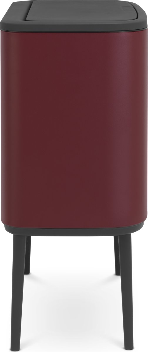 Brabantia BO Touch Bin 36 L, windsor red