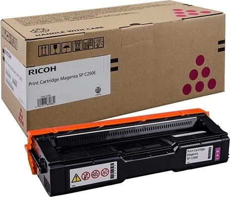 Ricoh 407545 lasertoner, magenta, 1.600s