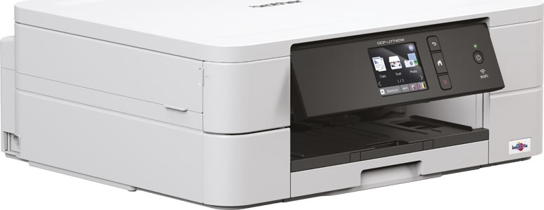 Brother DCP-J774DW farve MFP (Wi-Fi), hvid