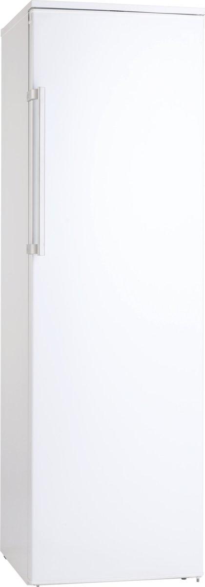 Scandomestic SKS 346A+ køle-fryseskab, hvid