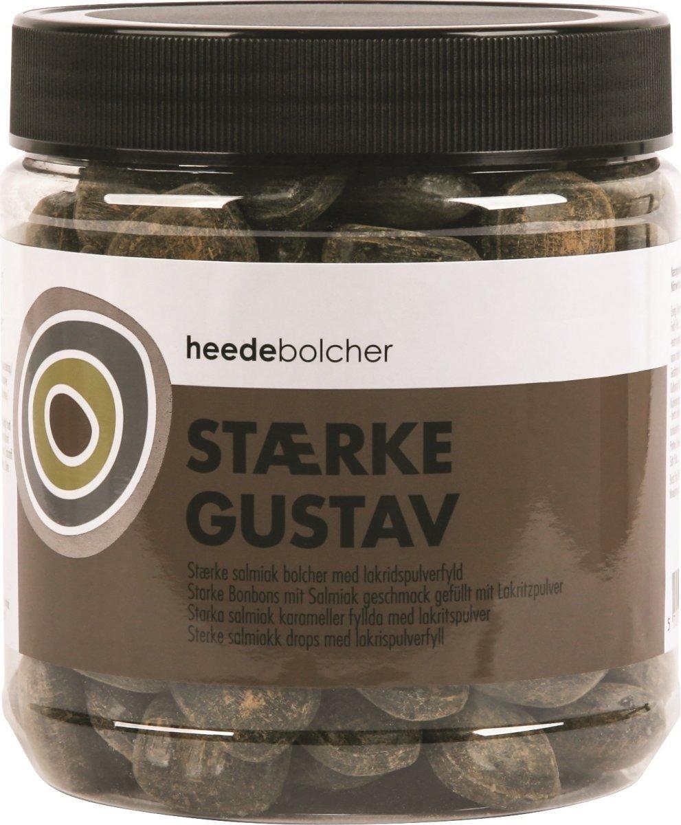 Heede Stærke Gustav bolcher, 1000g