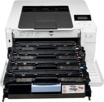 HP LaserJet Pro M254nw farve laserprinter