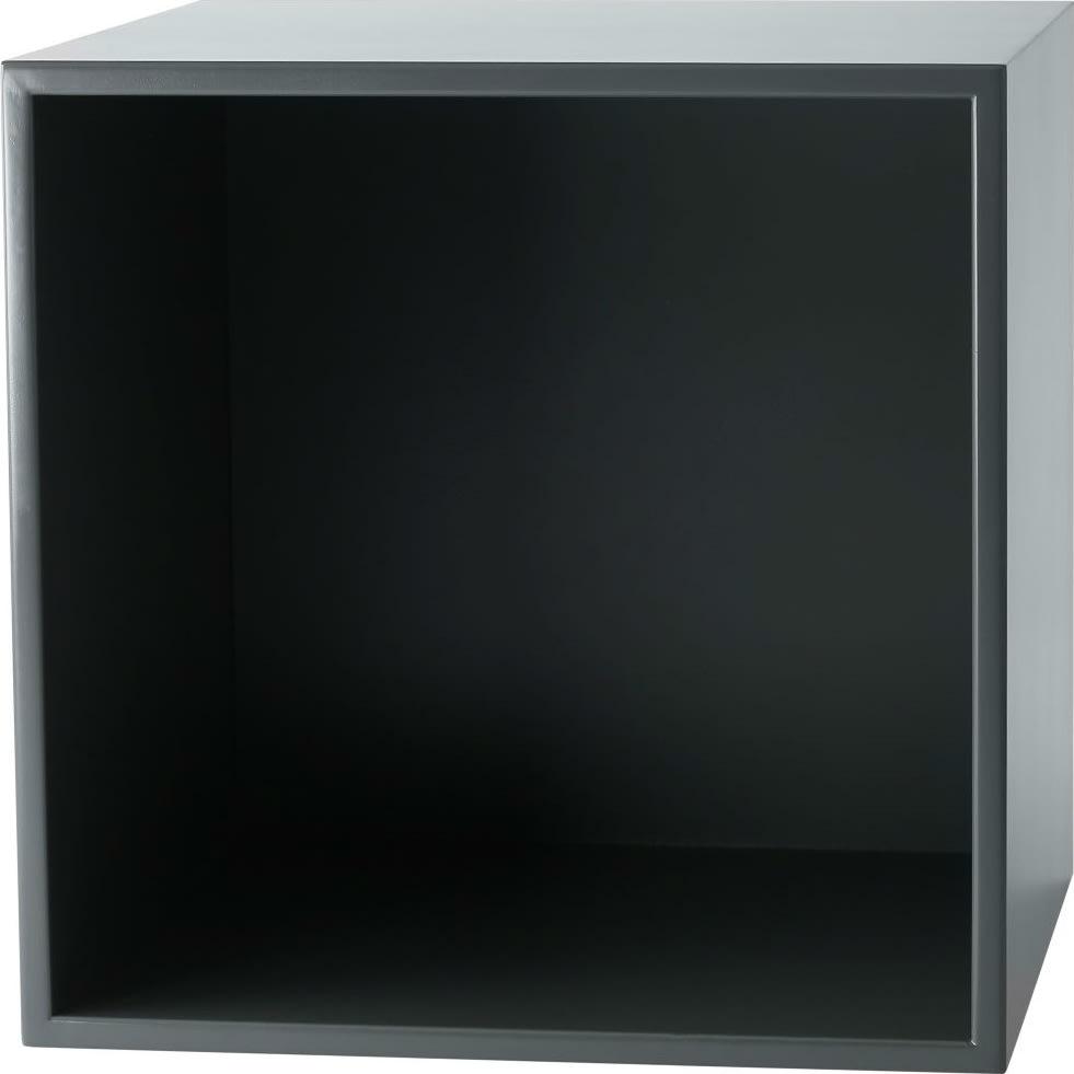 HAVANA reol m/1 rum - Dark Grey, D.34 inkl. ophæng