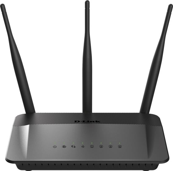 D-Link DIR-809 AC750 Dual Band Wi-Fi Router
