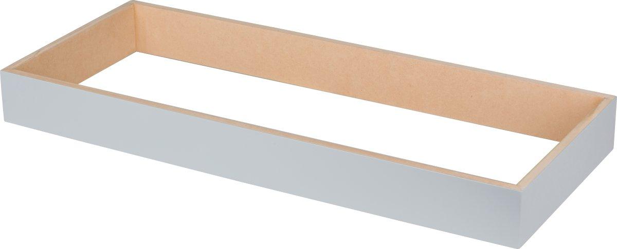 HAVANA sokkel til reol i D.34 cm. - Light Grey