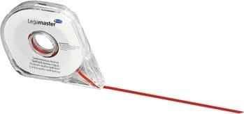 Inddelingstape til whiteboards 2,5mm x16m, rød