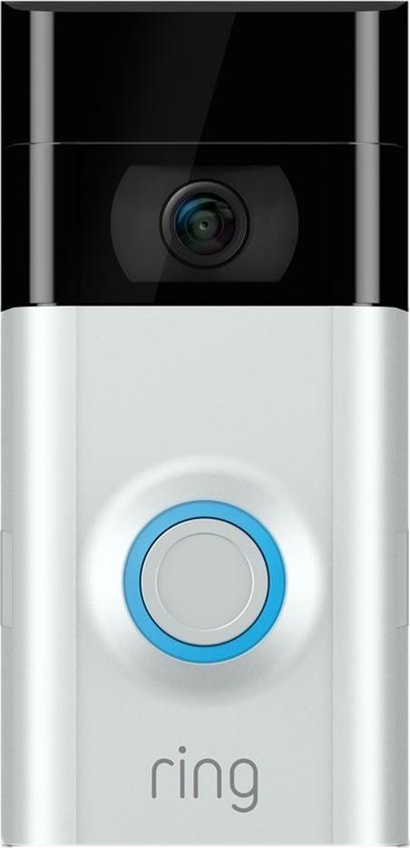 Ring Doorbell V2 ringeklokke med Full HD kamera