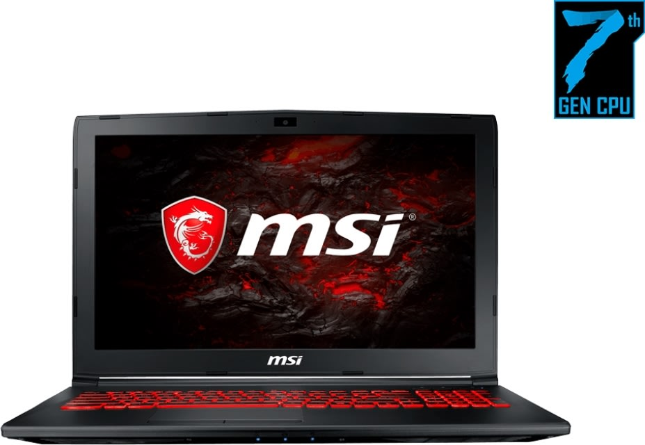 "MSI GL62M 7REX-1400NE 15,6"" Bærbar Gamer PC"