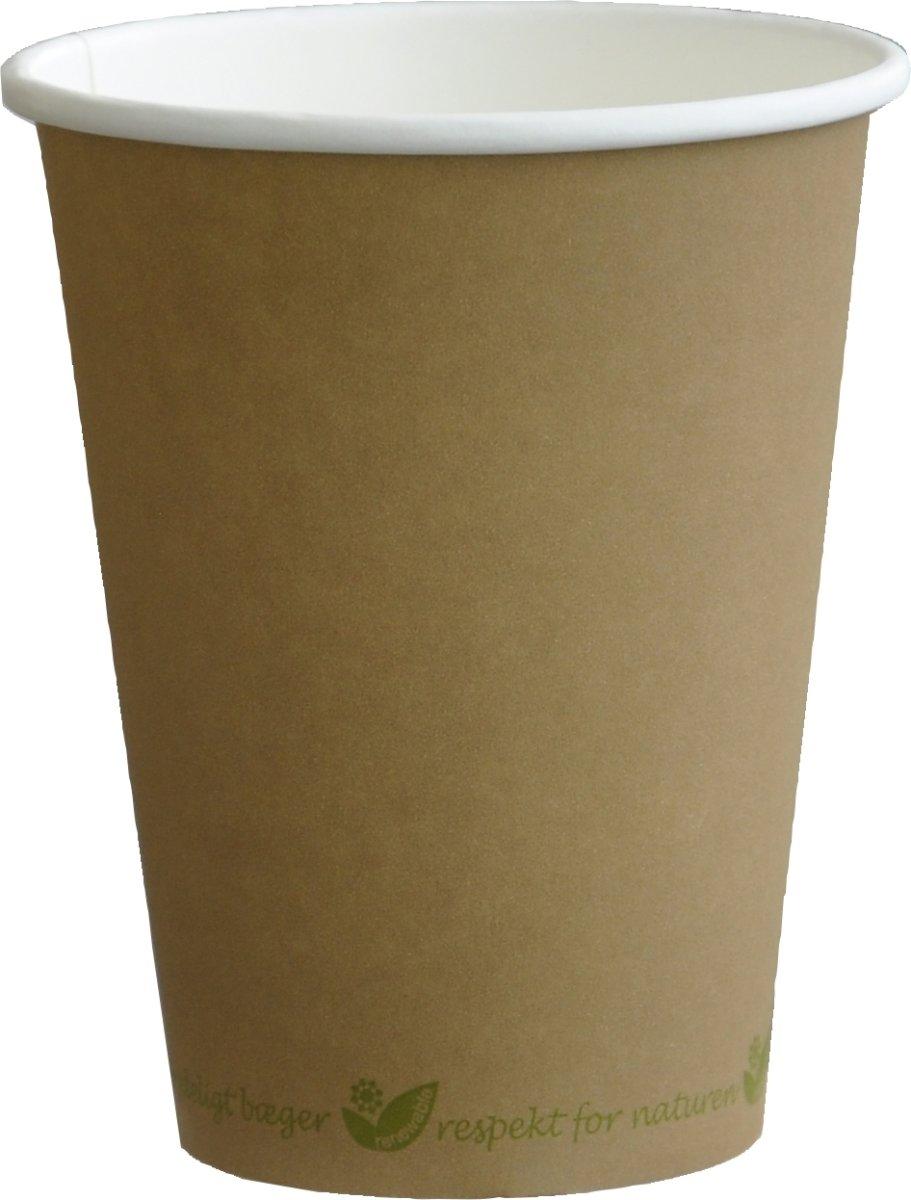 Kaffebæger CaterSource 25 cl. Ø80 mm. pap
