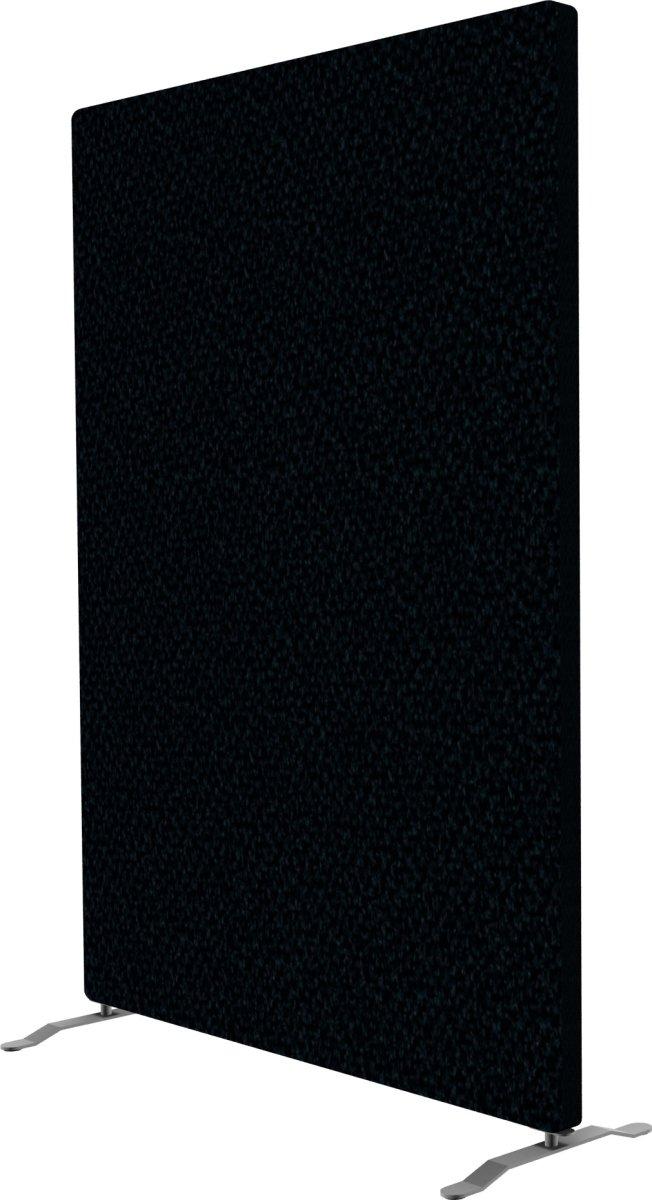 Easy skærmvæg H155xB120 cm sort