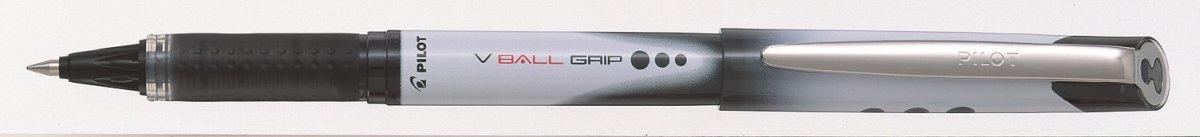 Pilot V-Ball Grip rollerpen, sort